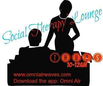 Social Therapy Lounge will be coming to Omni Airwaves Radio. The Love Therapist bringing Therapy and Healing through your radio. slow jams and hot conversations!